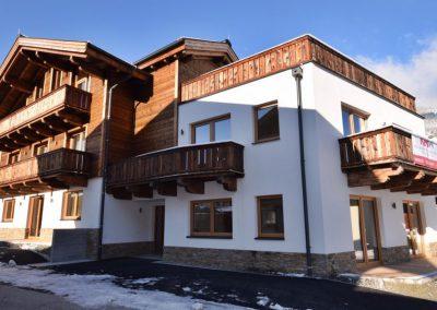 Huis voorkant Wildkogel 2